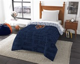 Chicago Bears NFL Anthem Twin Comforter