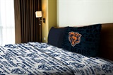 "Chicago Bears NFL ""Anthem"" Twin Sheet Set"