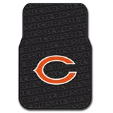 Chicago Bears NFL Car Floor Mat Set
