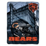 "Chicago Bears NFL ""Heritage"" Silk Touch Throw"