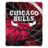 "Chicago Bulls  NBA ""Reflect"" Sherpa Throw"