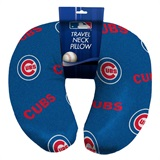 Chicago Cubs MLB Beaded Neck Pillow