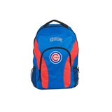 "Chicago Cubs MLB ""Draft Day"" Backpack"