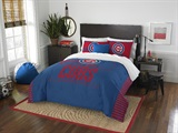 "Chicago Cubs MLB ""Grand Slam"" FullQueen Comforter Set"