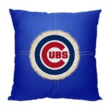 "Chicago Cubs MLB ""Letterman"" Pillow"