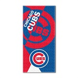 "Chicago Cubs MLB ""Puzzle"" Beach Towel"