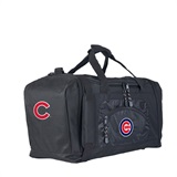 "Chicago Cubs MLB ""Roadblock"" Duffel"