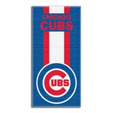"Chicago Cubs MLB ""Zone Read"" Beach Towel"
