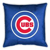 Chicago Cubs Sidelines Decorative Pillow