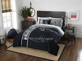 Chicago White Sox MLB Full Comforter and Sham Set