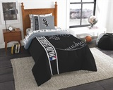 "Chicago White Sox MLB ""Soft & Cozy"" Twin Comforter Set"