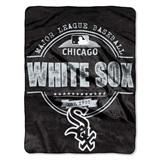 "Chicago White Sox MLB ""Structure"" Micro Raschel Throw"