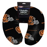 Cincinnati Bengals NFL Beaded Neck Pillow