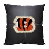 Cincinnati Bengals NFL Letterman Pillow