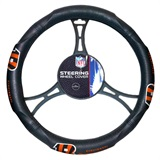 Cincinnati Bengals NFL Steering Wheel Cover