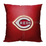 "Cincinnati Reds MLB ""Letterman"" Pillow"