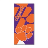 "Clemson ""Puzzle"" Oversized Beach Towel"