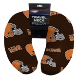 Cleveland Browns Beaded Neck Pillow