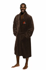 Cleveland Browns Large/Extra Large Silk Touch Men's Bath Robe