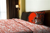 "Cleveland Browns NFL ""Anthem"" Twin Sheet Set"