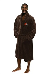 Cleveland Browns NFL Men's Bath Robe