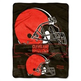 "Cleveland Browns NFL ""Prestige"" Raschel Throw"