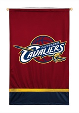 Cleveland Cavaliers Sidelines Wall Hanging