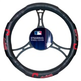 Cleveland Indians MLB Car Steering Wheel Cover