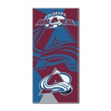 "Colorado Avalanche NHL ""Puzzle"" Beach Towel"
