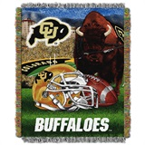 "Colorado ""Home Field Advantage"" Woven Tapestry Throw"