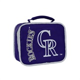 "Colorado Rockies MLB ""Sacked"" Lunch Cooler"