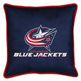 Columbus Blue Jackets Sidelines Decorative Pillow