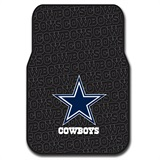 Dallas Cowboys Car Floor Mat Set