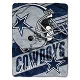 "Dallas Cowboys ""Deep Slant"" Micro Raschel Throw"