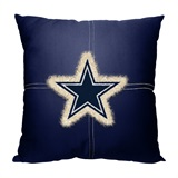 Dallas Cowboys Letterman Pillow