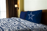 "Dallas Cowboys NFL ""Anthem"" Twin Sheet Set"