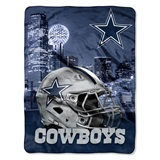 "Dallas Cowboys NFL ""Heritage"" Silk Touch Throw"