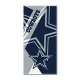 "Dallas Cowboys NFL ""Puzzle"" Beach Towel"