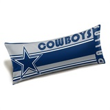 "Dallas Cowboys NFL ""Seal"" Body Pillow"