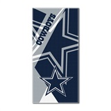"Dallas Cowboys ""Puzzle"" Oversized Beach Towel"