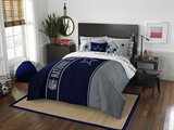 "Dallas Cowboys ""Soft & Cozy"" Full Comforter Set"