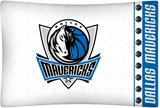 Dallas Mavericks Micro Fiber Pillow Case Logo