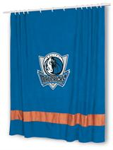Dallas Mavericks MVP Shower Curtain
