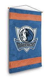 Dallas Mavericks MVP Wallhanging