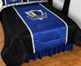 Dallas Mavericks Sidelines Comforter King