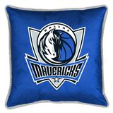 Dallas Mavericks Sidelines Decorative Pillow
