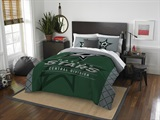 "Dallas Stars NHL ""Draft"" Full/Queen Comforter Set"