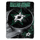 "Dallas Stars NHL ""Ice Dash"" Micro Throw"