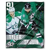 Dallas Stars NHL Player Tyler Seguin Silk Touch Throw