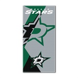 "Dallas Stars NHL ""Puzzle"" Beach Towel"